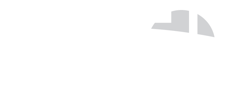 RMHF logo white tagline